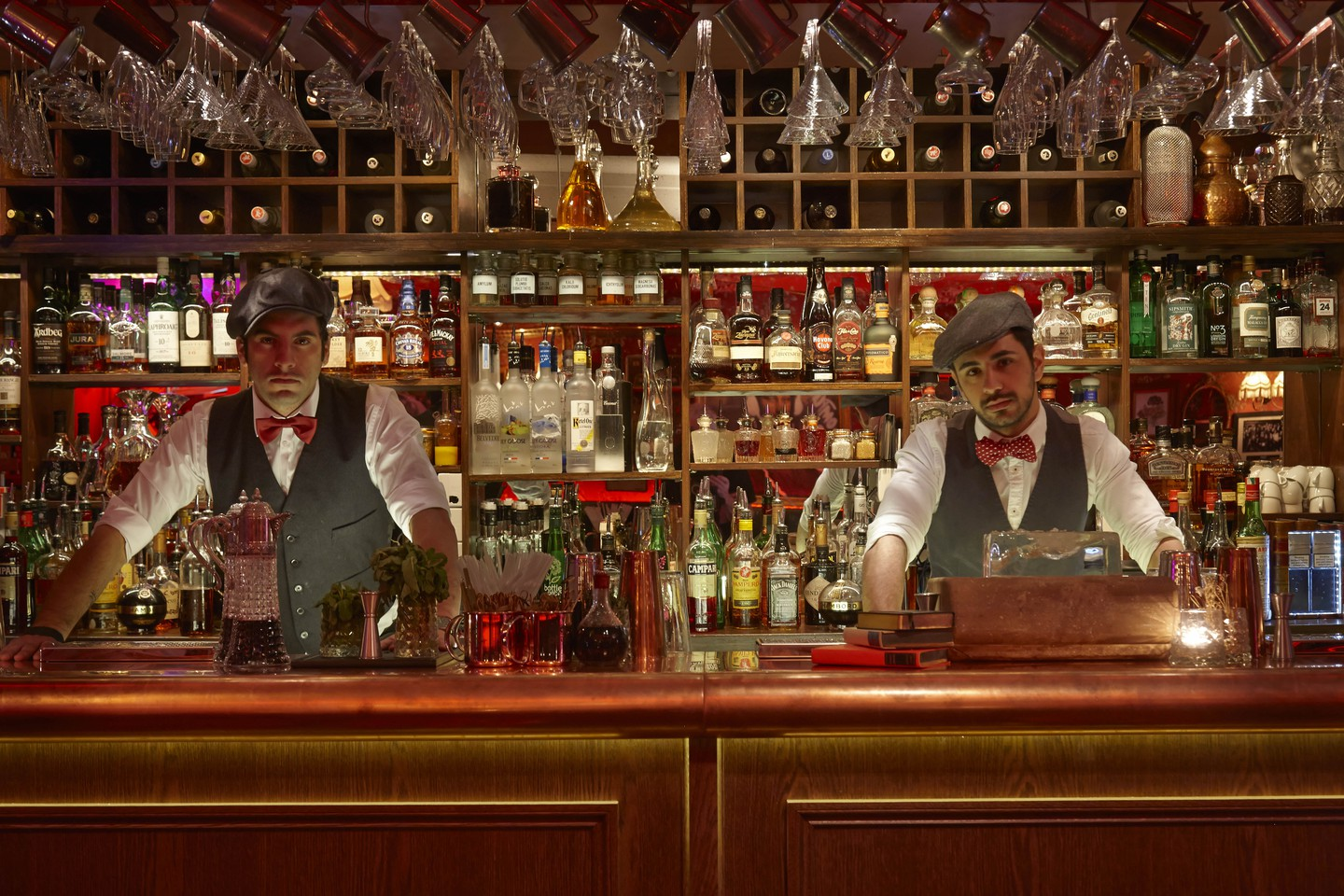 London's best Underground Cocktail and Speakeasy Bars